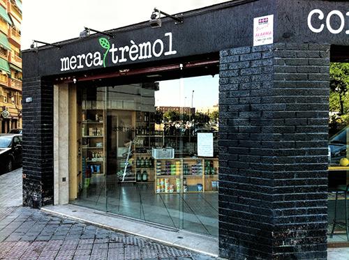 Façana del Mercatrèmol